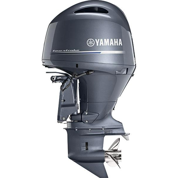 Yamaha-115HP-In-Line-Four-Four-Stroke-Outboard-Motor