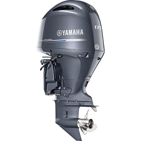 Yamaha-175HP-In-Line-Four-Four-Stroke-Outboard-Motor